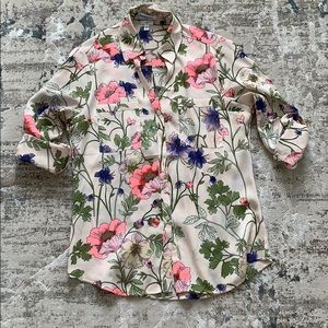 Portofino Button Up